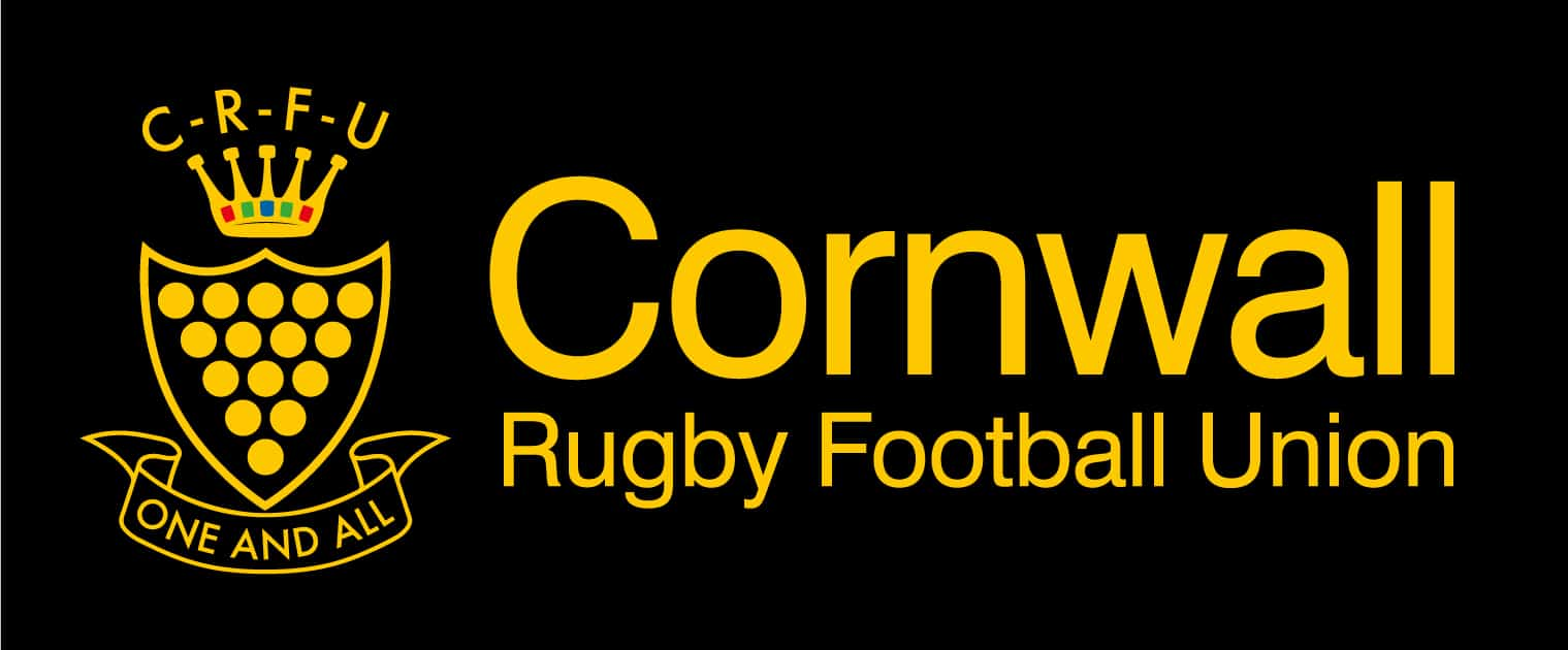 Cornwall Rugby Football Union logo updated