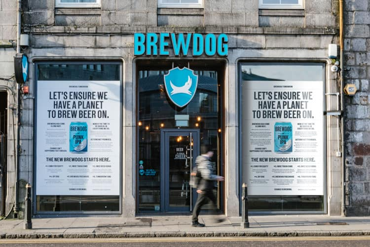 The new BrewDog identity – who designed it and how it was done