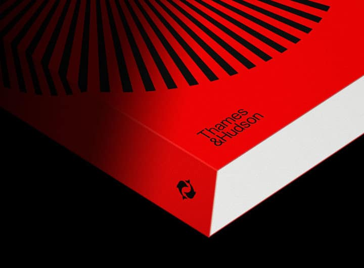 "Pentagram rebrands Thames & Hudson for ""modernisation"" and ""restoration"""