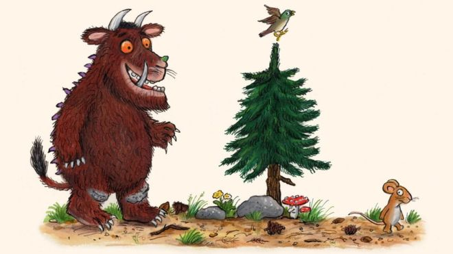 Gruffalo artist Axel Scheffler: 'This was something I could do to help'