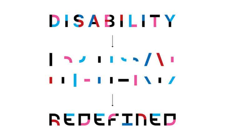 "The visual identity for a disability sports group aims to ""shatter stereotypes"""