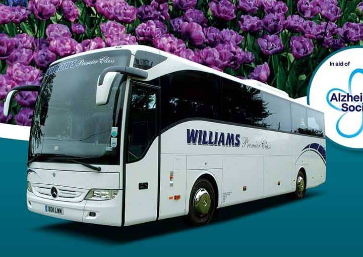 Williams Travel – A winter/spring brochure for the 20/21 season