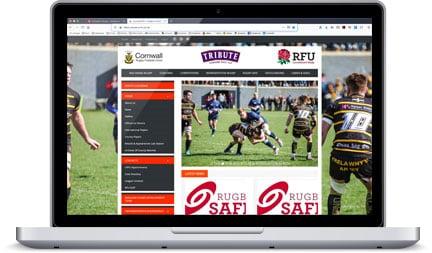 CRFU Website